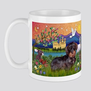 Fantasy / Wire Haired Dachshund Mug