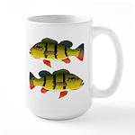Peacock bass Mugs