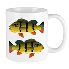Peacock bass Mugs