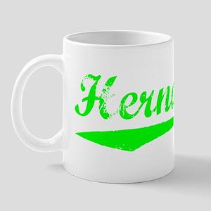 Vintage Hernandez (Green) Mug