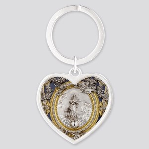 Virgin of the Immaculate Conception Keychains