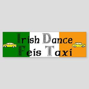 Feis Taxi - Bumper Sticker
