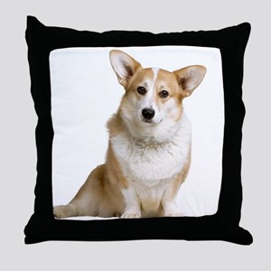 Welsh Corgi Picture - Throw Pillow
