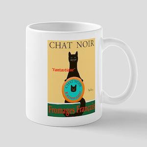 Chat Noir II (Black Cat) Mug