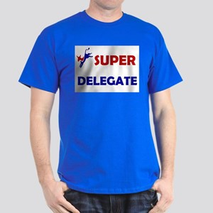 SUPER DELEGATE Dark T-Shirt
