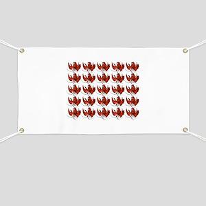 Tiled Crawfish Banner