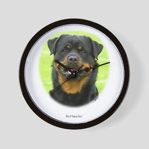 Rottweiler 9W025D-037 Wall Clock