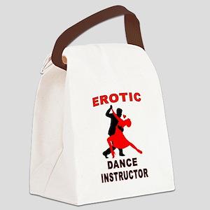 DANCERS Canvas Lunch Bag