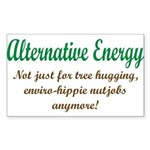 Alt Energy Rectangle Sticker 50 pk)