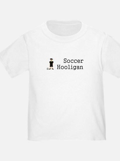TOP Soccer Hooligan White T-Shirt