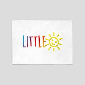 Little Sun - Baby Toddler 5'x7'Area Rug