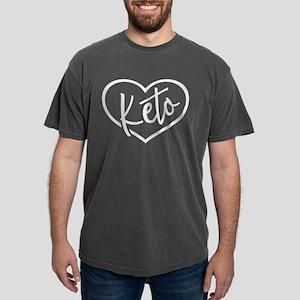I Love Keto Mens Comfort Colors Shirt