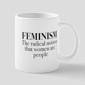 Feminism Large Mugs