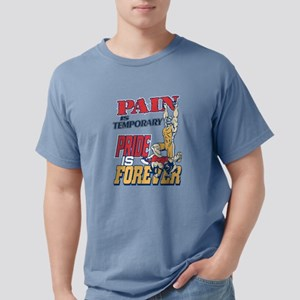 Wrestling Pain Is Temporary T-Shirt