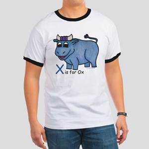 X is for Ox T-Shirt