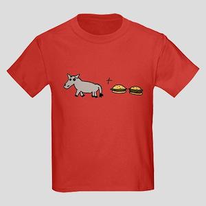 Assburgers Kids Dark T-Shirt