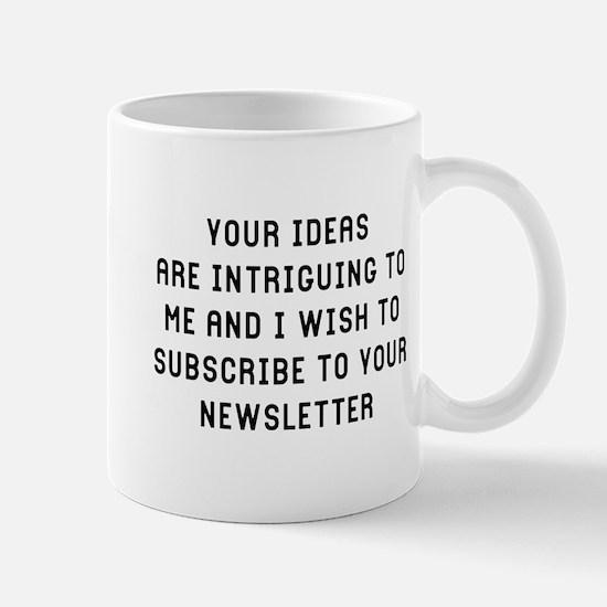 Your Ideas Mug