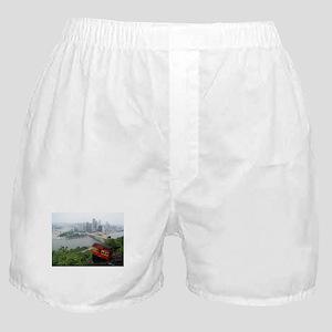 Pittsburgh Skyline Boxer Shorts