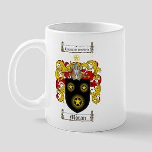 Moran Family Crest Mug
