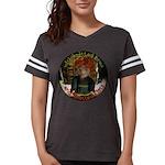 Knotted Fists Womens Football Shirt T-Shirt