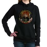 Knotted Fists Women's Hooded Sweatshirt