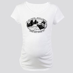 Get Over it! Maternity T-Shirt