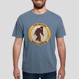 Hide and Seek World Cham Mens Comfort Colors Shirt