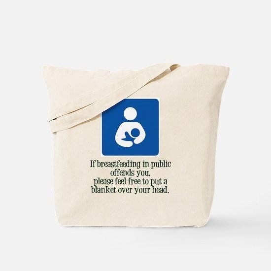 Cute Breastfeeding icon Tote Bag