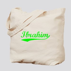 Vintage Ibrahim (Green) Tote Bag