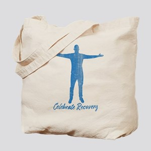 Celebrate Recovery Tote Bag