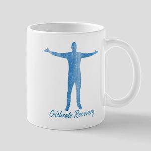 Celebrate Recovery 11 oz Ceramic Mug