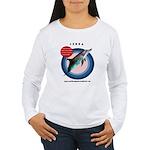 Dolphin Cerra Women's Long Sleeve T-Shirt