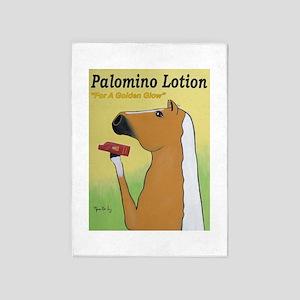 Palomino Lotion 5'x7'Area Rug