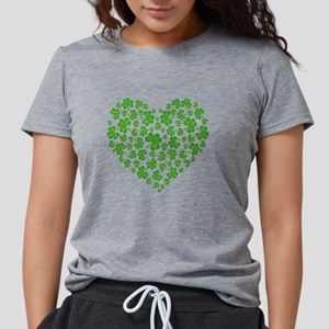 My Irish Heart SHAMROCKS copy T-Shirt