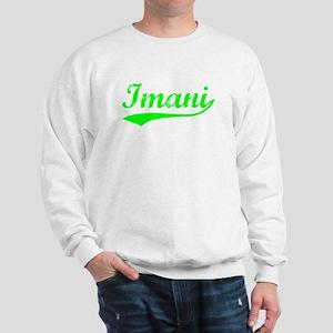 Vintage Imani (Green) Sweatshirt