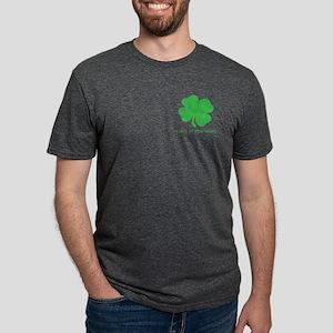 Luck o the Irish - 4-leaf clover T-Shirt