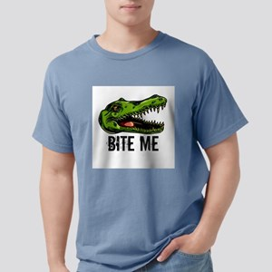 Bite Me Croc Face T-Shirt