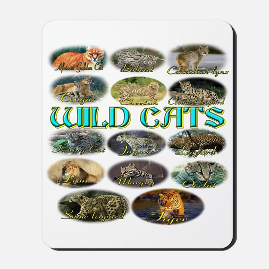 Wildcats Mousepad