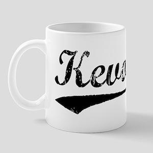 Vintage Kevon (Black) Mug