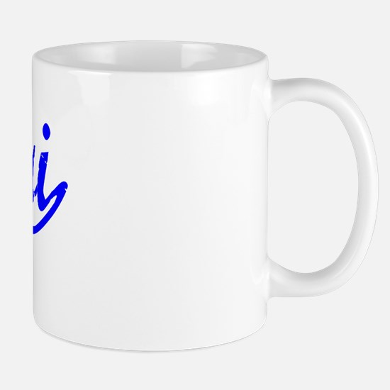 Vintage Zagiri (Blue) Mug