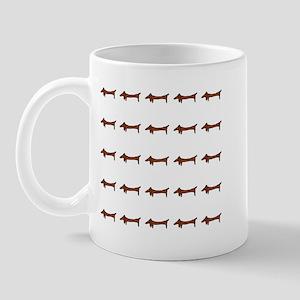 Weiner Dog Mug