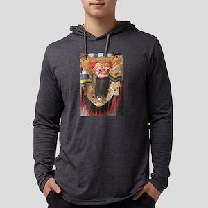 balinese barong Long Sleeve T-Shirt