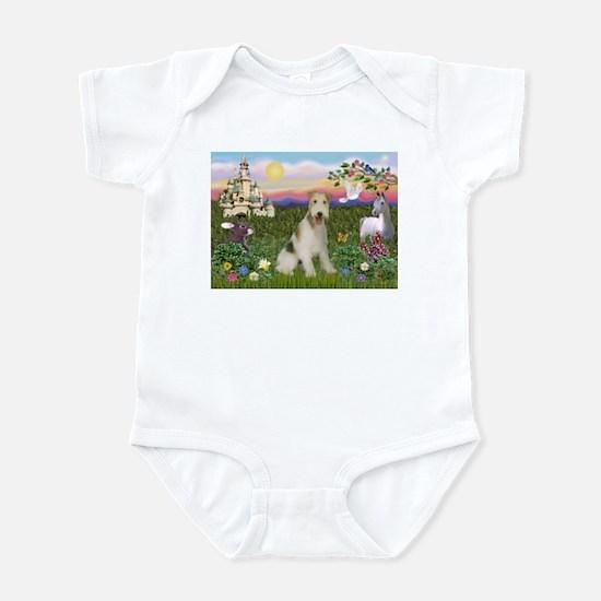 Castle & Wire Fox Terrier Infant Bodysuit