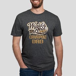 Cavapoo Dog Dad T-Shirt