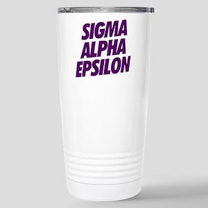 Sigma Alpha Epsilon Slant Mugs