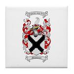 Middleton Family Crest Tile Coaster