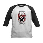 Middleton Family Crest Kids Baseball Jersey