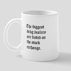 Biggest Dealers Mug