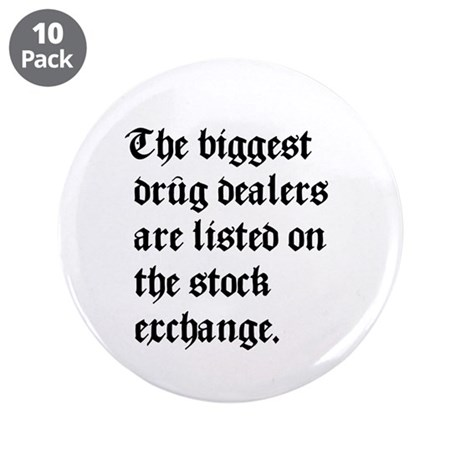 """Biggest Dealers 3.5"""" Button (10 pack)"""