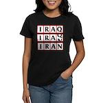 Iran 2009 Women's Dark T-Shirt